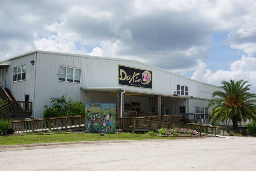 Dakin Dairy Farms, Myakka City, Fla., July 14, 2018
