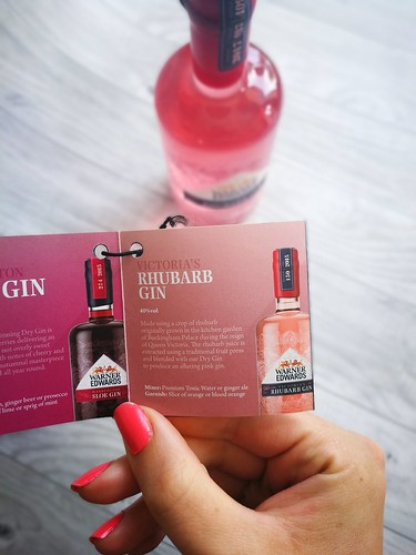 Warner Edwards Rhubarb Gin