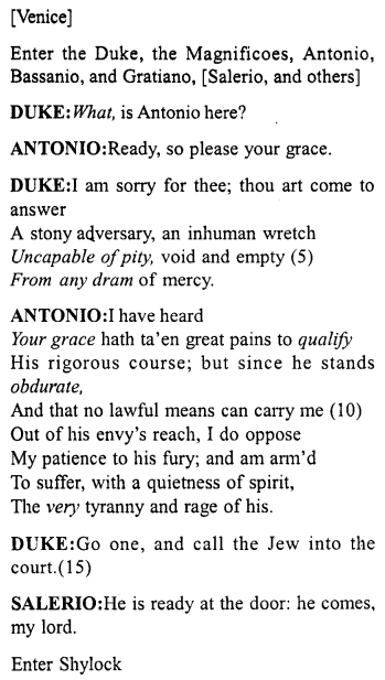 merchant-of-venice-act-4-scene-1-translation-meaning-annotations - 1