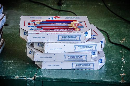 PIzza Box Bohdrans
