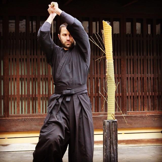 16_Kyoto Samurai Experience