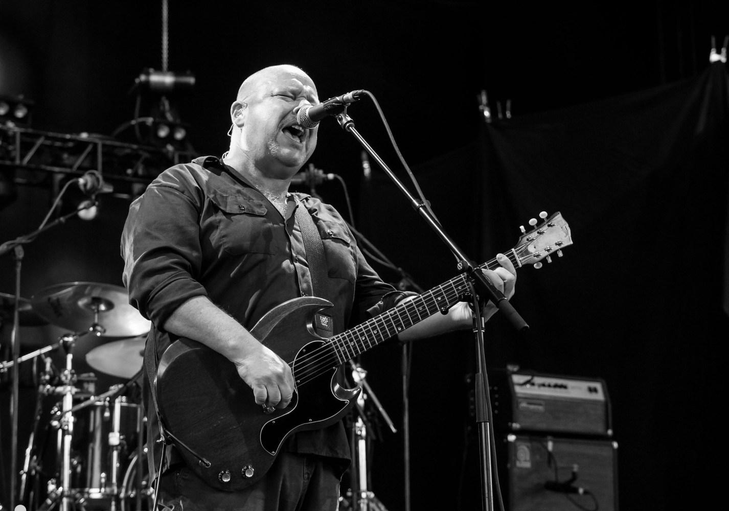 The Pixies - Riverbend Music Center Cincinnati, OH - 7/6/18