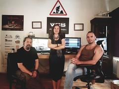VCS Production, Cenk Kaptan, Cüneyt Gök, Özlem Acaroğlu / Ses'sis Zamanlar