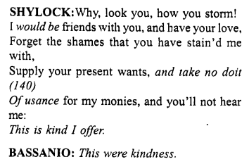 merchant-of-venice-act-1-scene-3-translation-meaning-annotations - 7