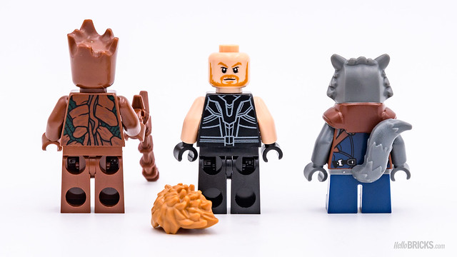 REVIEW LEGO Marvel 76102 Thor's Weapon Quest 2