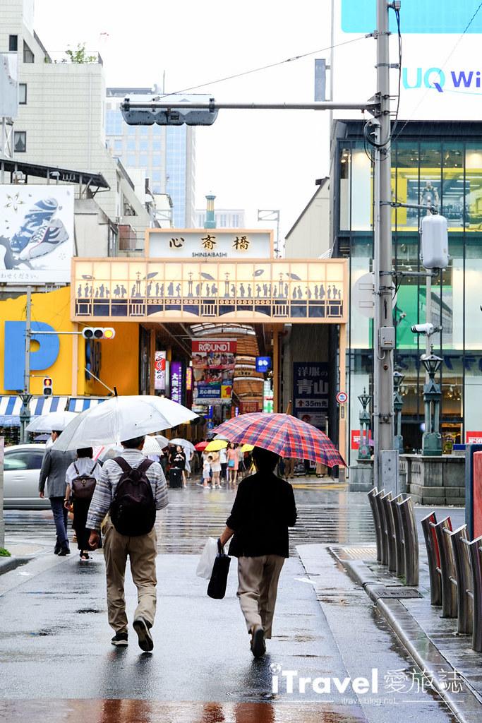 大阪購物商場 心齋橋 (2)