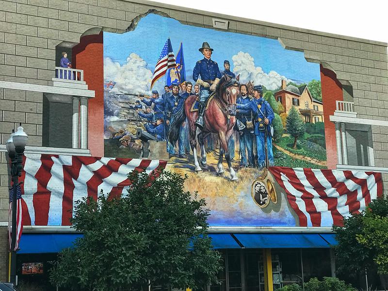 Mural in Ottawa