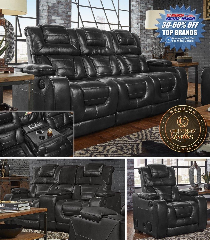 Manhattan_Midnight Reclining Sofa Layout_L73904_MP stamp