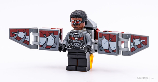 REVIEW LEGO Marvel 76104 The Hulkbuster Smash-Up 03