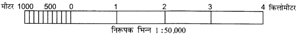 NCERT Solutions for Class 11 Geography Practical Work in Geography Chapter 2 (Hindi Medium) 5