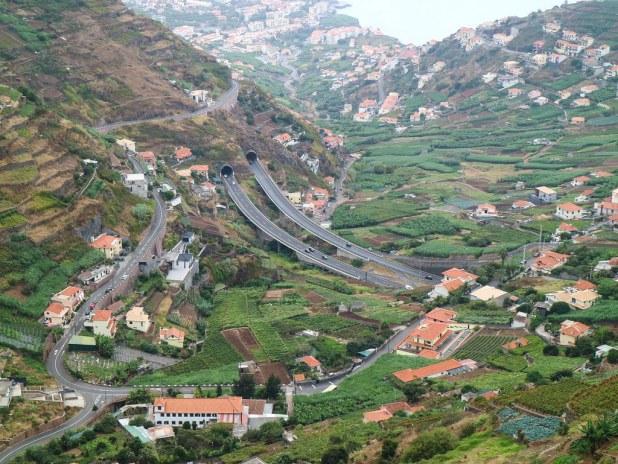 Ruta en coche por Madeira