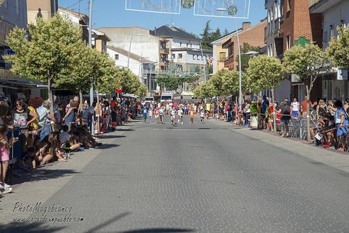 Carreras Pedestres, Semana Grande Las Navas del Marqués 2018
