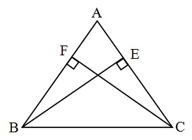 Triangles Maths Solutions For Class 9 NCERT Hindi Medium 7.2 3