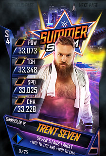 SummerSlam 18 Trent Seven