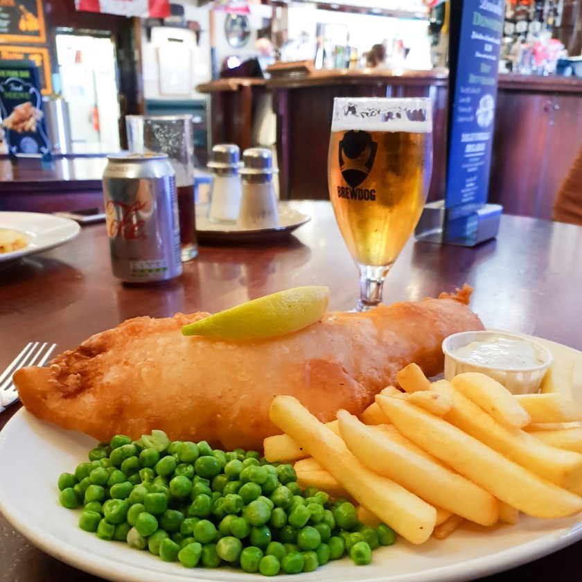 Budget food in Glasgow
