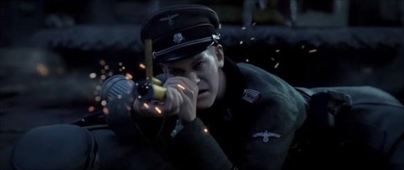 Welcome to Marwen - German Commander