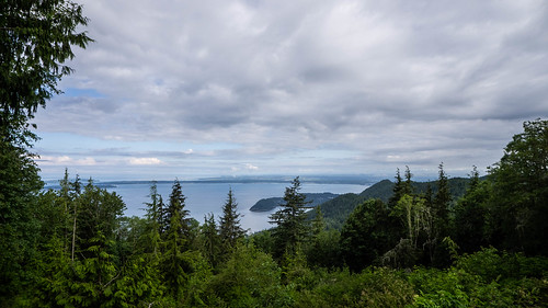 Chuckanut Ridge at Larabee State Park-002