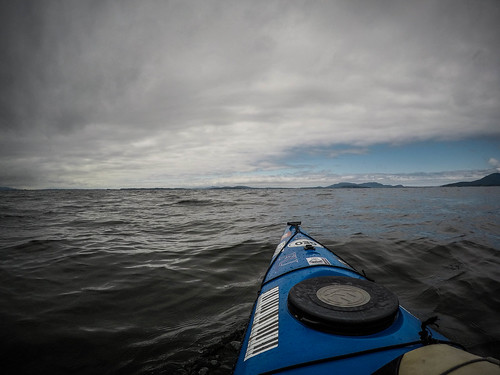 Solstice Selfie Paddle on Bellingham Bay-6