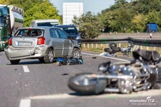 Tödlicher Motorradunfall Mönchhof-Dreieck 02.07.18