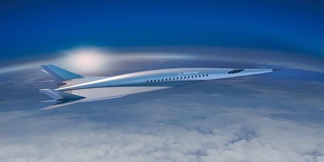 Boeing-jet-hypersonique