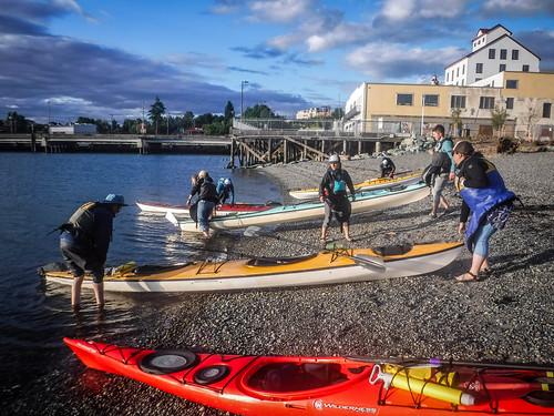 Bellingham Harbor with Moondance Kayaks-69
