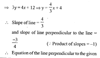 Selina Concise Mathematics Class 10 ICSE Solutions Chapter 14 Equation of a Line Ex 14D 21
