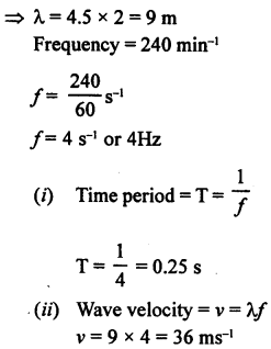 A New Approach to ICSE Physics Part 1 Class 9 Solutions Sound 13