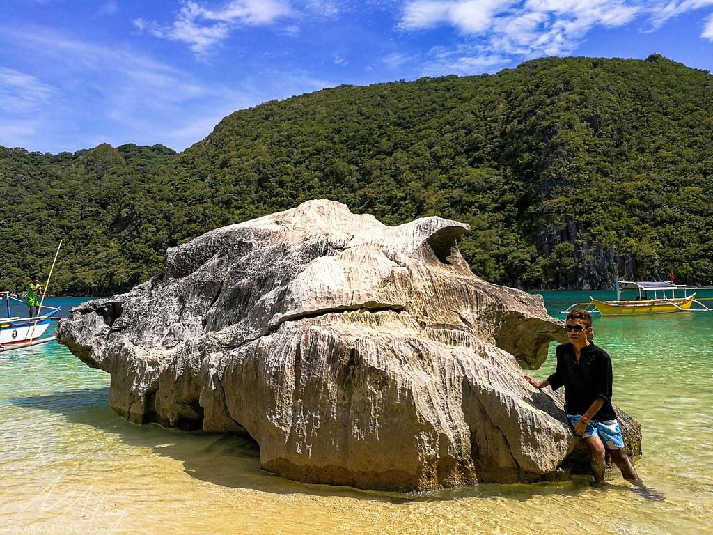 Cagbalinad Island, Caramoan, Camarines Sur
