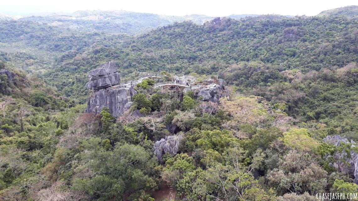 Masungi Georeserve - Ropes and Limestones (Travel Guide)