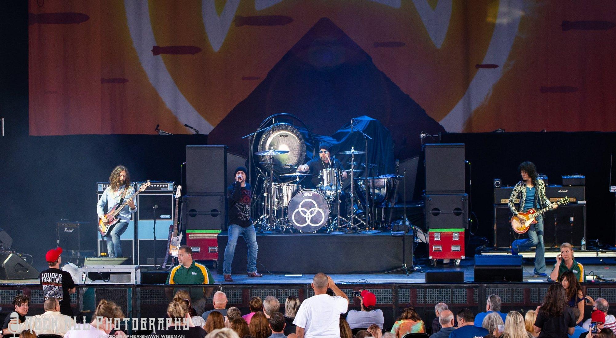 Jason Bonham - Riverbend Music Center Cin