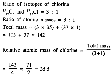 New Simplified Chemistry Class 9 ICSE Solutions - Atomic Structure and Chemical Bondin 7