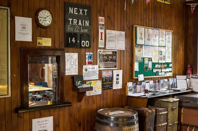 Keith and Dufftown Railway - Dufftown Station