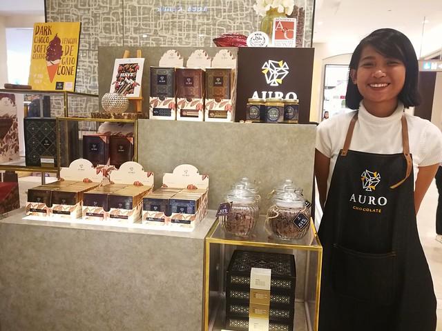 Auro chocolates