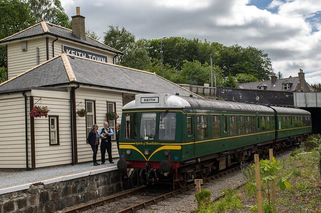 Stagecoach Whisky Trail - Keith and Dufftown Railway