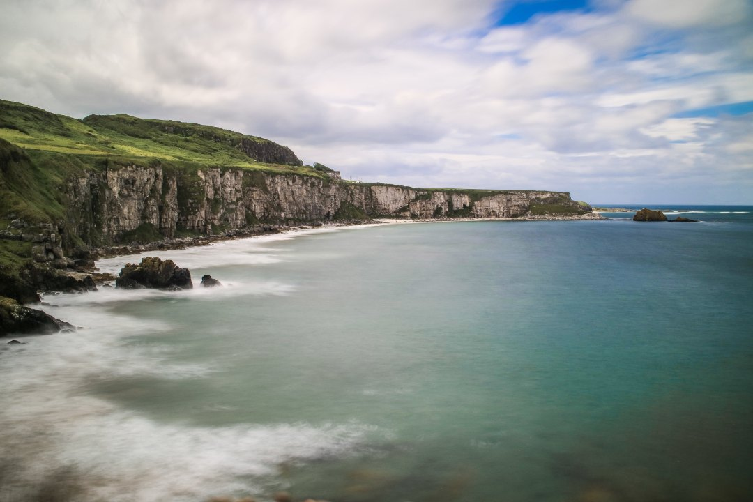 Irlanda lunga esposizione