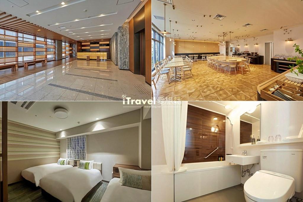 Hearton Hotel Shinsaibashi Nagahoridori 2