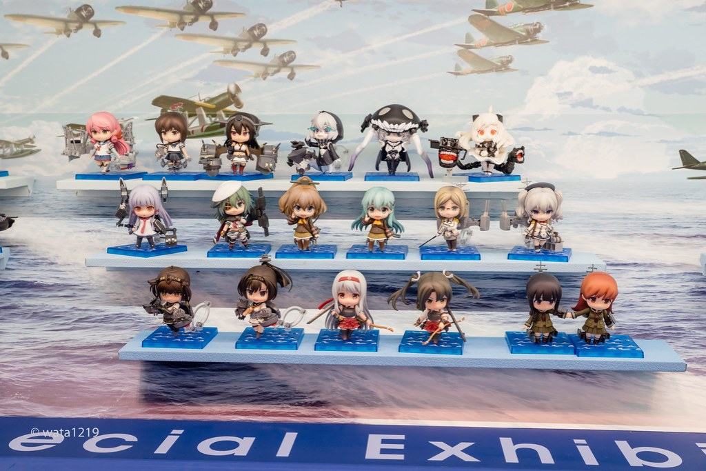 [WF2018S] KanColle 5th Anniversary (05)