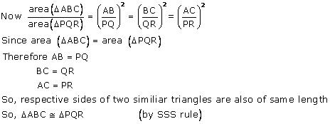 NCERT Solutions for Class 10 Maths Chapter 6 Triangles 74