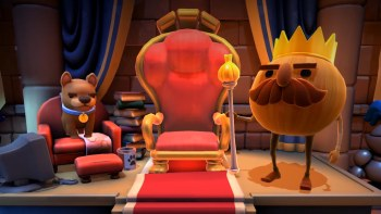 Image result for overcooked 2 onion king