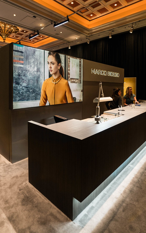 Marco Bicego Tradeshow Booth