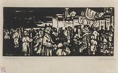 Wassily Kandinsky, Kaufleute (1903)