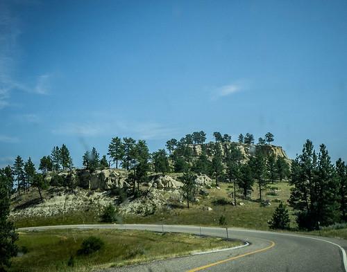 Driving Across Montana-5