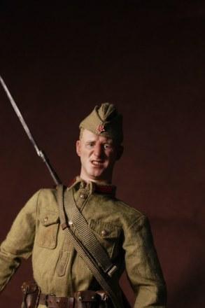 鲁智深很深 SOVIET SOLDIER FP-S-001