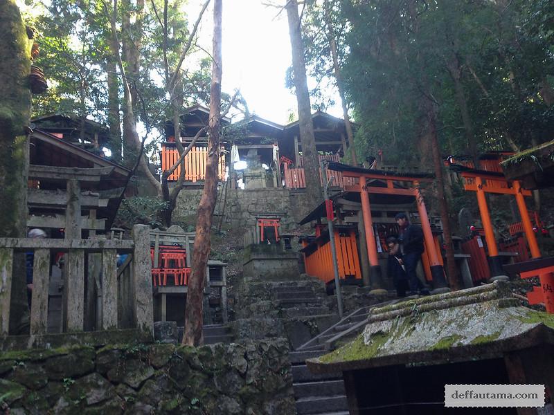 9 Hari Babymoon ke Jepang - Fushimi Inari Graveyard