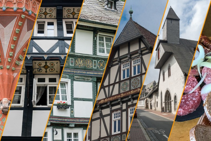 Collage Harz, Tag 3