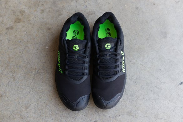 """d135c7768cfd Another trick the G290 s has up it s sleeve to improve the overall fit of  the shoe is it s """"heel lock"""" cushioning lined inside of the ankle collar."""