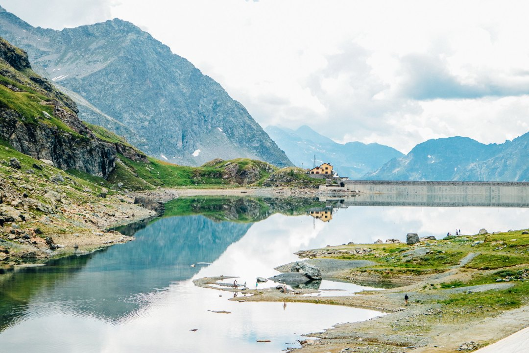 Lago Gabiet, Gressoney