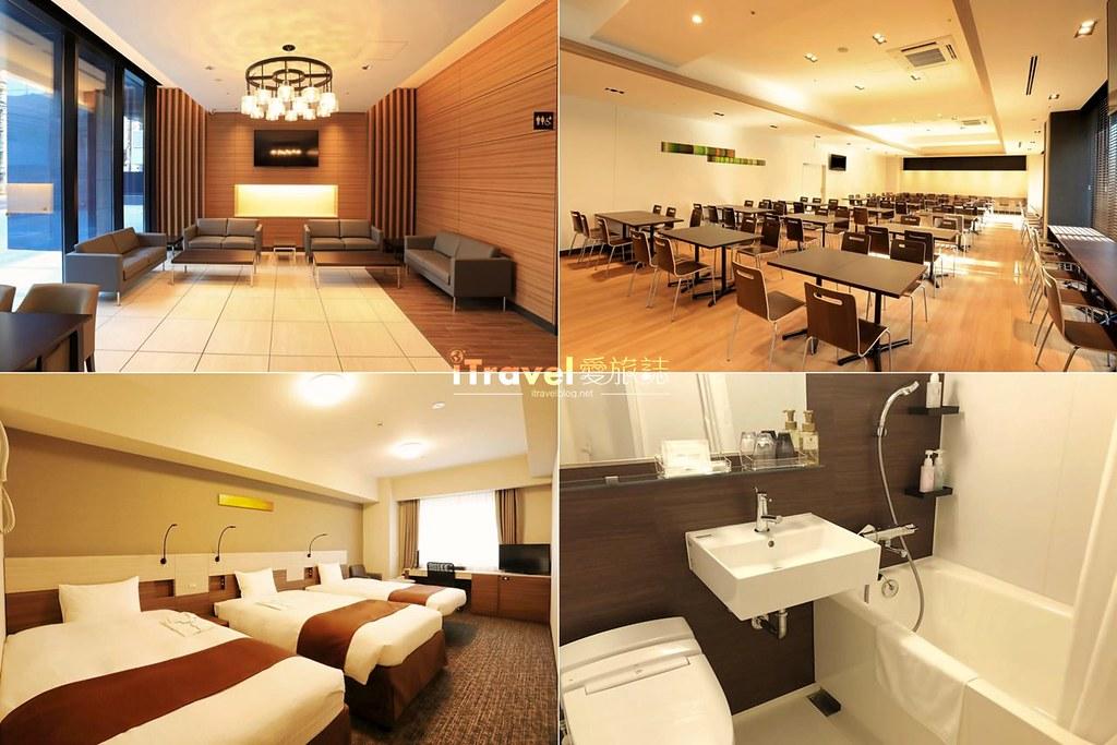 Smile Hotel Premium Osaka Higashishinsaibashi 2