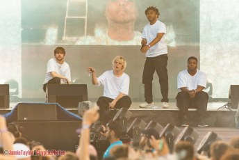 Day 2 of Fvded in the Park @ Holland Park in Surrey - July 8th 2018