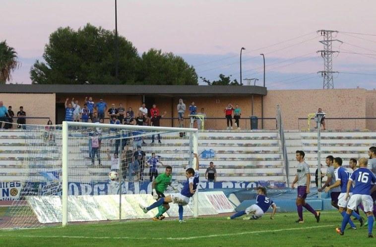 SFCD 3-2 Real Murcia (jornada 10, 22-10-2017)